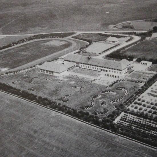 Viborg Idrætshøjskole fra sin start